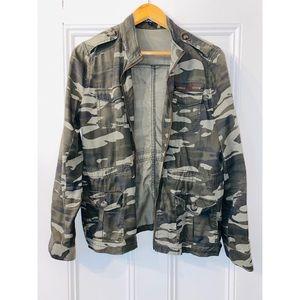 Camo Style Jacket